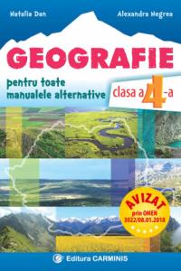 GEOGRAFIE. CLASA A IV-A. GEO4