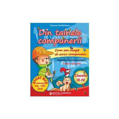 DIN TAINELE COMPUNERII. COMP 3-4